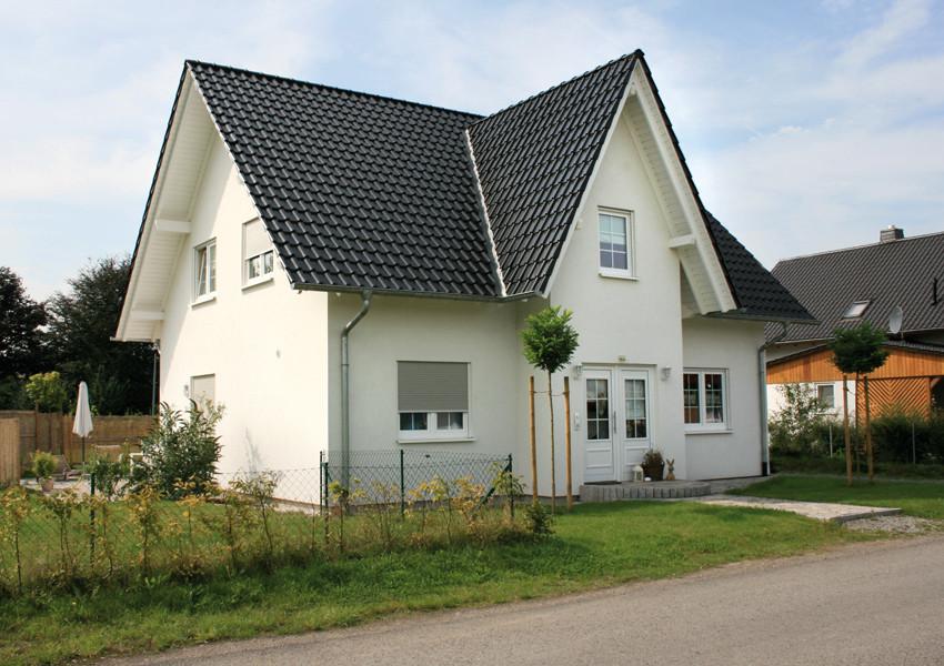 einfamilienhaus aus holz sander haus hofgeismar. Black Bedroom Furniture Sets. Home Design Ideas