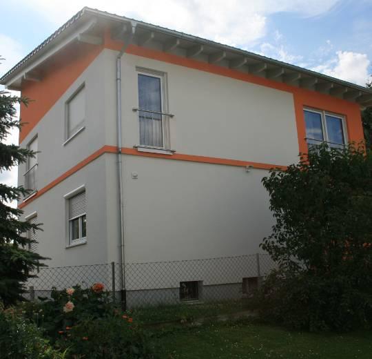 Anbau Aufbau Dach Fertighaus Sander Haus Hofgeismar